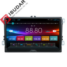 Full Touch 9 Inch Android Car Video Player For VW/Volkswagen/POLO/PASSAT/TOURAN/Golf/Skoda/Octavia/Seat/Leon Wifi Navi GPS Radio