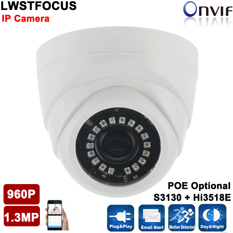 Mini IP Camera Dome 960P Security HD Network CCTV Camera 1.3Megapixel Indoor Network IP Dome Camera ONVIF H.264 Free Shipping<br><br>Aliexpress
