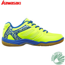 2018 Original Kawasaki Badminton Shoes Men And Women Zapatillas Deportivas Anti-Slippery Breathable For Lover(China)