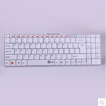 MAORONG TRADING 2.4G Wireless keyboard for lenovo for Dell/Acer/Asus/Toshiba ultrathin keyboard suit for imac all in one desktop(China)