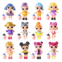 12styles LOL dolls kids LOL Doll Dress Up Baby Dolls serie Toys For Girls figurines 2018 Brand new(China)