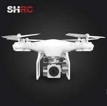 SH5H 4CH FPV Drone with camera HD 360 degree 170 Wide Angle Lens Quadcopter RC WiFi FPV Airplane Hover flip Live Video Photo(China)
