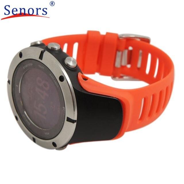 2017 new design    Luxury Rubber Watch Replacement Band Strap For SUUNTO AMBIT 3 PEAK/Ambit 2/Ambit 1  Dec07  send in 2 days<br><br>Aliexpress