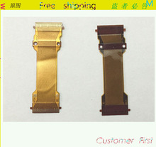 Origianl New For Sony Ericsson W595 Slide Flex Cable Replacement , Free Shipping(China)
