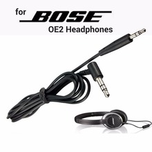 Eardphone Cable for BOSE Replacement 2.5 to 3.5mm Convert Cable Cord for BOSE On Ear 2 OE2 OE2i Audio Headphones Cable