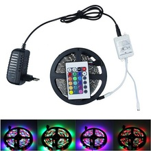 Bande de LED Strip IP65/Waterproof RGB LED Ribbon SMD3528 5M 300LEDs Flexible Light LED Tape for Home Decoration(China)