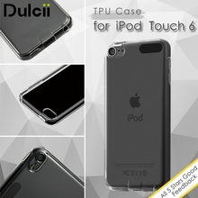 Dulcii TPU Cover for Apple for iPod Touch 6 High Quality Soft Skin Ultra Thin Durable TPU Protective Phone Case for iPod Touch 6
