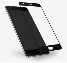 for Oneplus 3 3T 5 Tempered Glass Premium 9H Full Screen Protector Film glass For One plus Three Five Mobile Phone