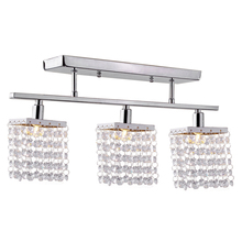 New Style Vintage Modern Fixture Ceiling Light Lighting Crystal Chandelier Lamp