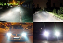 pretty  2 X HID Xenon Car Auto Headlight Light Lamp Bulb Bulbs H4-3 5000K 12V 35W