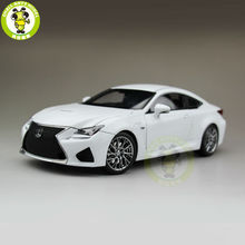 1/18 Toyota Lexus RCF Diecast Model Car Suv hobby collection Gifts white(China)
