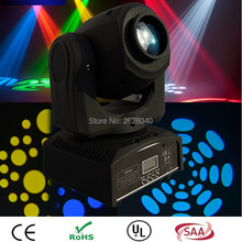 (1 pcs/lot)china moving head led gobo dmx stage lighting 30w 9/11 channels 7 gobo +open, gobo - flow effect, gobo shake
