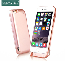 10000mAh Backup Battery Case For iPhone 6 Plus /iPhone 6 Portable External Backup Battery Charger Power Bank Cover back