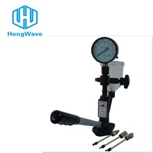 S60H nozzle verifier can test the atomization of diesel fuel injection nozzle, open pressure, sealing, pressure 0-60mpa