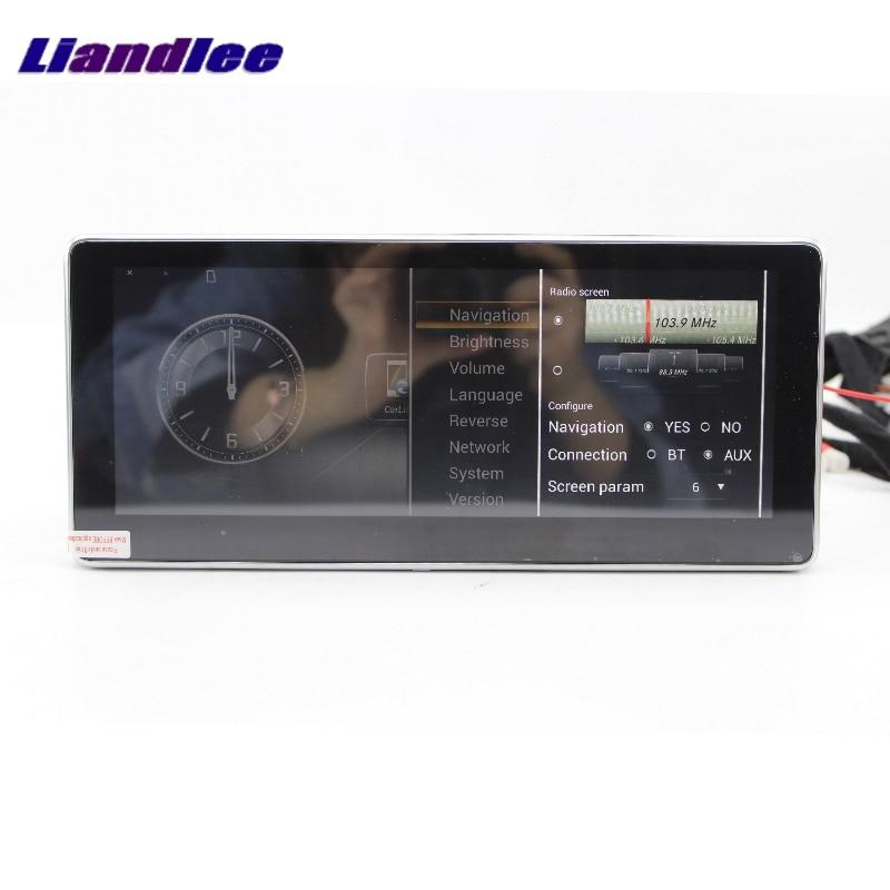 Liandlee Car Multimedia Player NAVI For Mercedes Benz MB E Class C207 2009~2017 Original Car Style Radio GPS Map Navigation 5