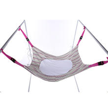 Infant Safety Baby Hammock Print Newborn Children's Detachable Furniture Portable Bed Indoor Outdoor Hanging Seat Garden Swing(China)
