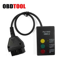 SI RESET VAG OBD2 SI VAG OBD2 Oil Sevice Reset Tool for VW Airbag Reset tool Reset Inspection Intervall Car Diagnostic Tool(China)
