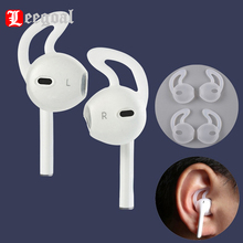 10 Pairs Soft Silicone Earphone Covers and Hooks for iPhone Earphones Headphones Earbuds