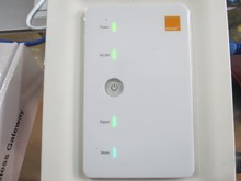 Cheapest Original Unlock 7.2Mbps HUAWEI E960 3G Wireless Mobile WiFi Hotspot Wiht LAN Port And RJ11