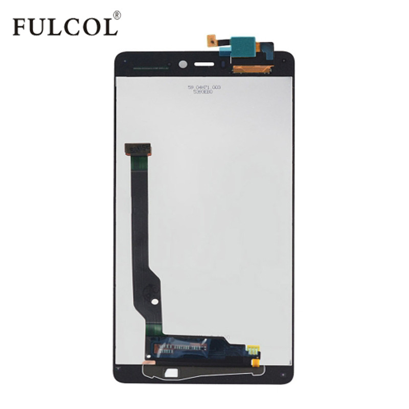 High Quality Repair Parts For Xiaomi 4C Mi4C M4C LCD Display and Touch Screen Digitizer Replacement Phone Black Color