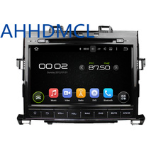 Car Audio Radio CD DVD Android 5.1.1 GPS WiFi DVR BT AUX IN For Toyota Alphard 2007 2008 2009 2010 2011 2012 2013(China)