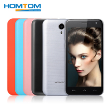 HOMTOM HT3 Original 5.0 inch Android 5.1 Mobile Phones 3G MTK6580 Quad Core 1GB RAM 8GB ROM 5MP Dual Cameras GPS WiFi Smartphone(China)