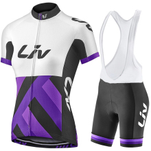 2017 Liv Cycling jersey Women Mtb Short Sleeve shirts Bicycle Sport Wear Bike Ropa Ciclismo Cycle Bisiklet clothing bib shorts(China)