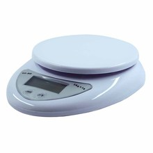 3 Units 5KG/1g LCD Display Platform Digital Diet Postal Kitchen Scale Balance Food Electronic Weight Tool FULI(China)