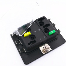 catuo Professional 12V 24V 32V Universal 6 Way Mini Blade Fuse Box Holder with LED Warning_220x220 popular mini blade fuse box buy cheap mini blade fuse box lots Maxi Blade Fuse at reclaimingppi.co