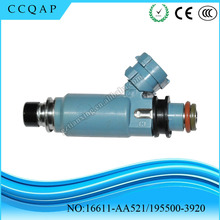 High quality Fuel Injector For Subaru Impreza WRX 02-05 2.0L H4 16611-AA521 195500-3920