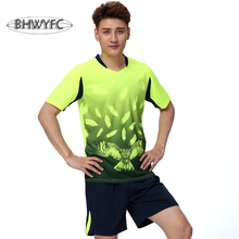 BHWYFC New Top Thai Quality Soccer Jersey Set Mens 2017 Kids Trainning Football Jerseys Kits Short Sleeve FutboL/Survetement(China)