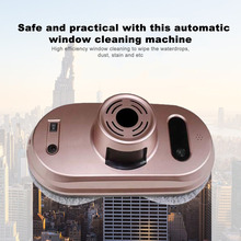 Window Cleaner Wiper Scraper Electric Cleaning Machine Window Cleaner Robot Strong Adsorption Automatic Super Absorbent(China)