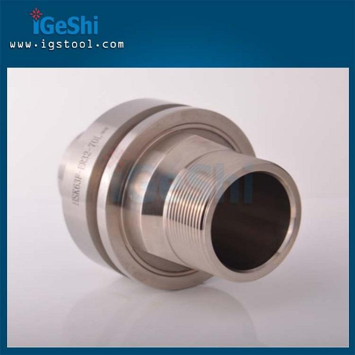 HSK63F ER32 collet chuck cnc