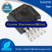5PCS TLE4270G TO-263 TLE4270GNTMA1 IC REG LDO 5V 0.55A TO263-5(China)