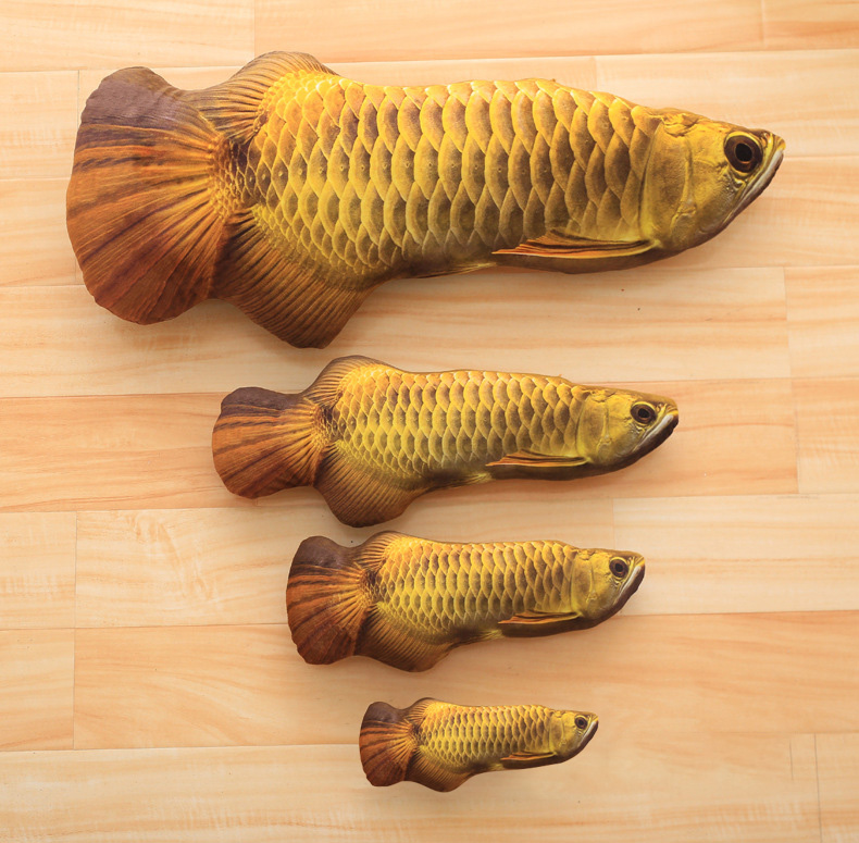 37. Gold dragon fish HM13173-HM13175