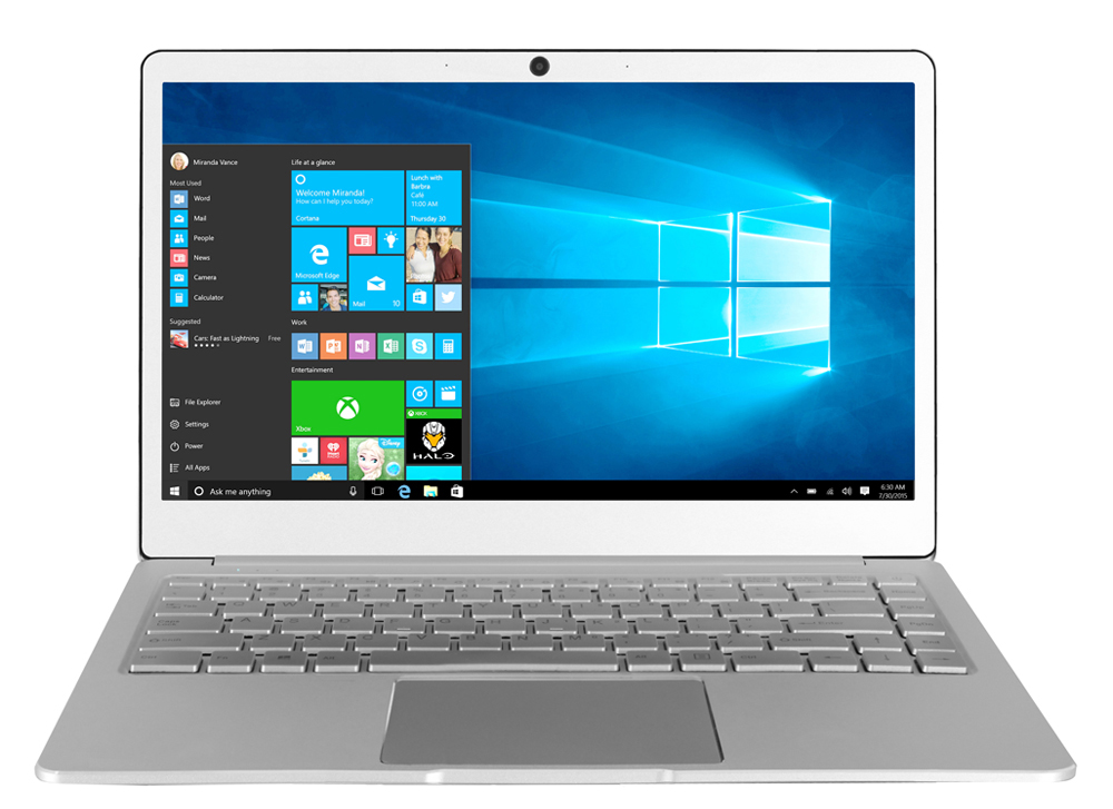 Jumper EZbook X4 laptop 14 1080P Metal Case notebook Gemini lake N4100 4GB 128GB SSD ultrabook backlit keyboard Dual Band Wifi (5)