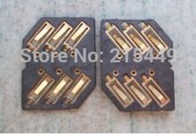 30pcs  Sim Reader socket connector  for Nokia 5530 N96 N96 N97  5320 6700S 5530 X3 X6 mobile phone