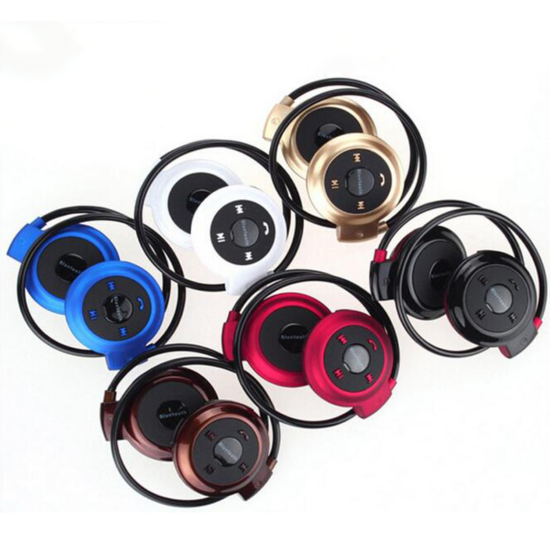 Wireless Headphones Bluetooth Mini 503 Sport Music Stereo Earphones+Micro SD Card Slot+FM Radio Mini503<br><br>Aliexpress
