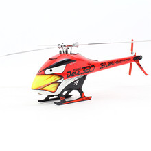 High Quality ALZRC Devil 380 FAST Flybarless Gyro RC Toy Kids Drone Aircraft 6 CH 3 Blade Rotor TBR Helicopter Kit Helikopter