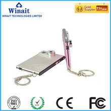 free shipping mini key chain digital camera with 300k pixels camera digital