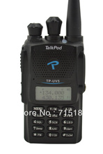 New 2013 TP-UV5 Dual Band UHF&VHF 5W Professional FM Transceiver/Walkie Talkie with Vibrating Alert Function portable CB radio(China)