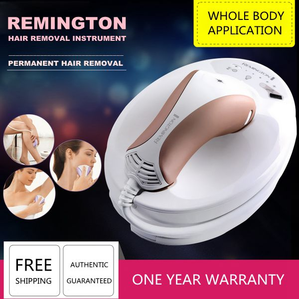 Remington ipl6000r i-lig for ht laser hair removal...