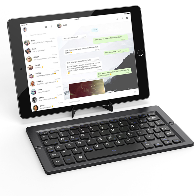 2 Folding Keyboard Bluetooth