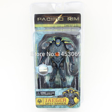 "7.5"" 19CM NECA Pacific Rim Jaeger Gipsy Danger PVC Action Figures Collectible Model Toy"