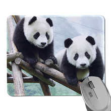 Top Fashion Slae panda animal Mouse Pad High Quality Durable Gaming Anti-slip Mouse Pad Anime Optical Rubber Mouse Mats