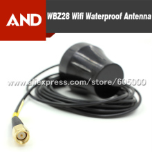 Free shipping Long Range Outdoor Waterproof Wireless WiFi Adapter Antenna 3M Cable,IP67