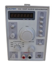 CA102P Low Frequency Signal Generator 10Hz-1MHz Signal Audio Generator