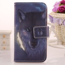 Exyuan Leather Skin Book Design Wallet Bag Cell Phone Cover & Card Slot Case For Utime Smart PDA S38 U100  u100S
