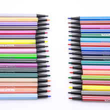 36 / Bag Water-Based 36 Color Pen Child Line Children'S Non-Toxic Color Pen Painting Mark Assorted Ink Watercolor Pen