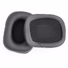 Replacement Ear Pads Ear Cushion Cups Ear Cover Earpads for Creative Sound Blaster Tactic 3D Sigma Tactic360 Headphones